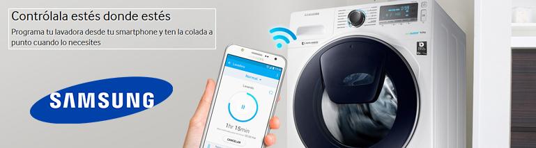 Por qué elegir una lavadora Samsung