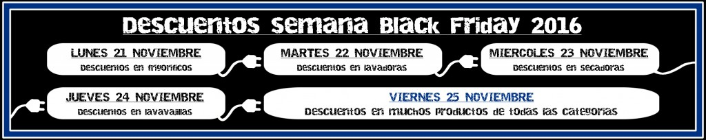 Semana Black Friday 2016