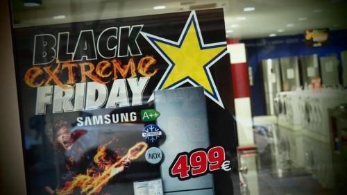 Black Friday Tienda